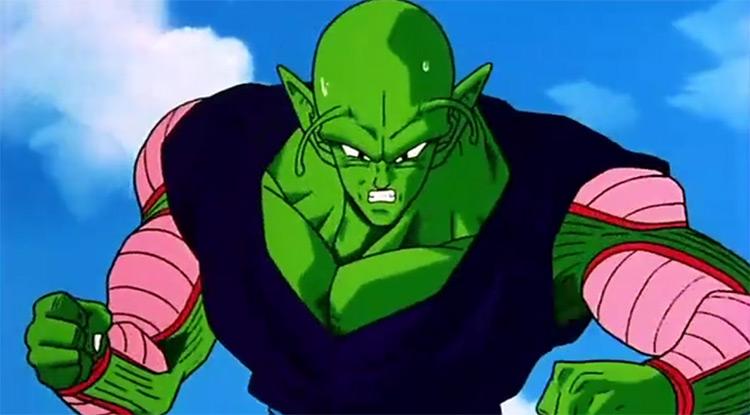 Piccolo Dragon Ball Z anime screenshot