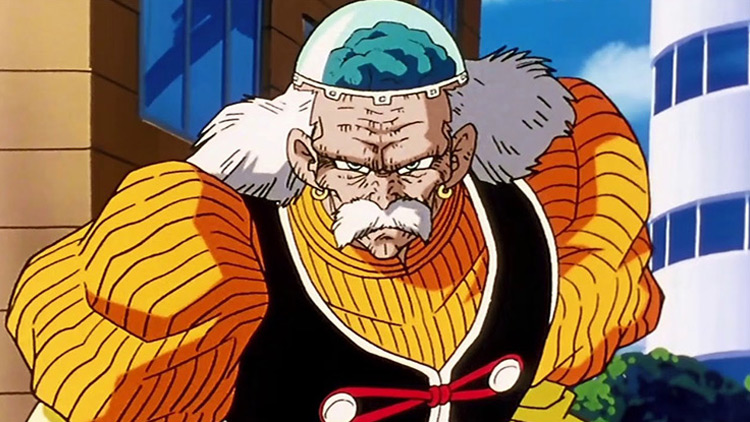 Dr. Gero from DBZ anime