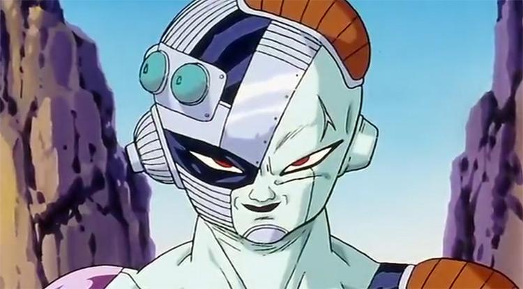 Frieza in Dragon Ball Z anime