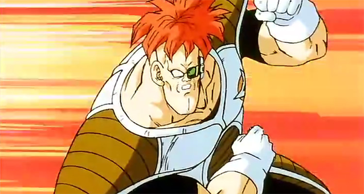 Racoome in Dragon Ball Z anime