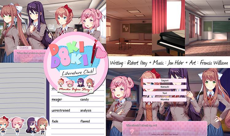 Monika Before Story for DDLC
