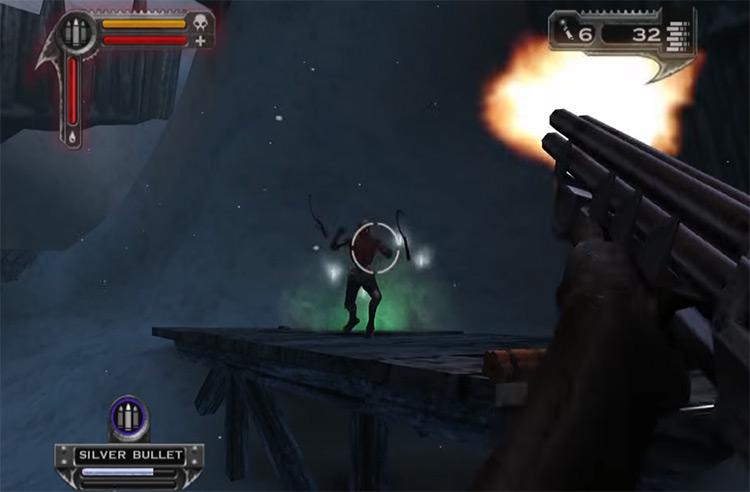 Darkwatch video game screenshot