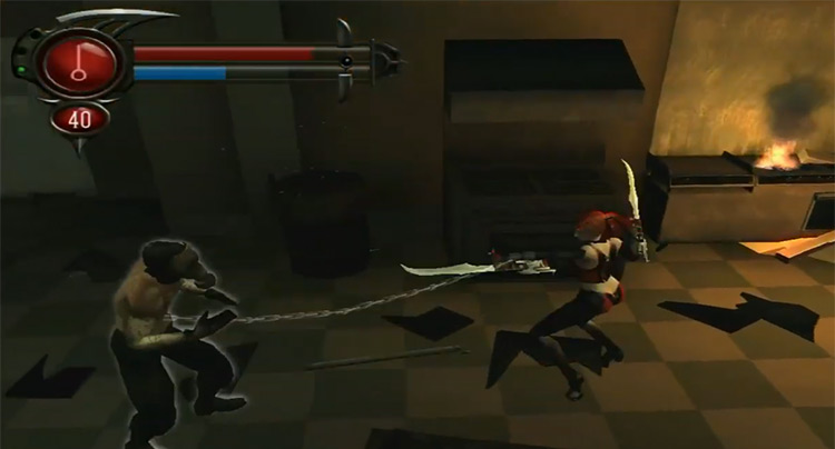 BloodRayne 2 gameplay PS2