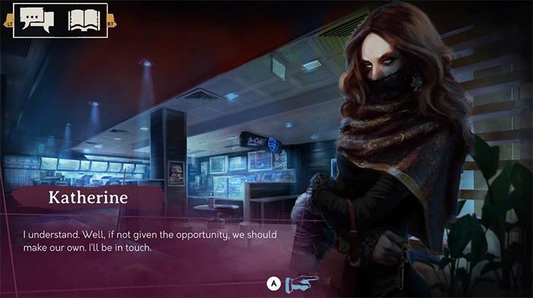 Vampire: The Masquerade – Shadows of New York gameplay screenshot