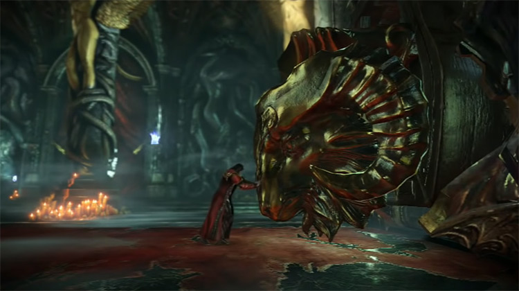 Castlevania: Lords of Shadow 2 gameplay PS3
