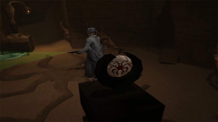 Nocturne video game screenshot