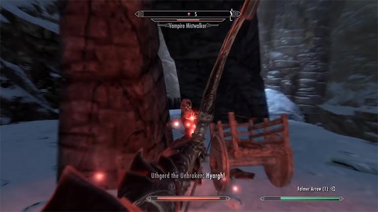 The Elder Scrolls V: Skyrim (Dawnguard DLC) screenshot