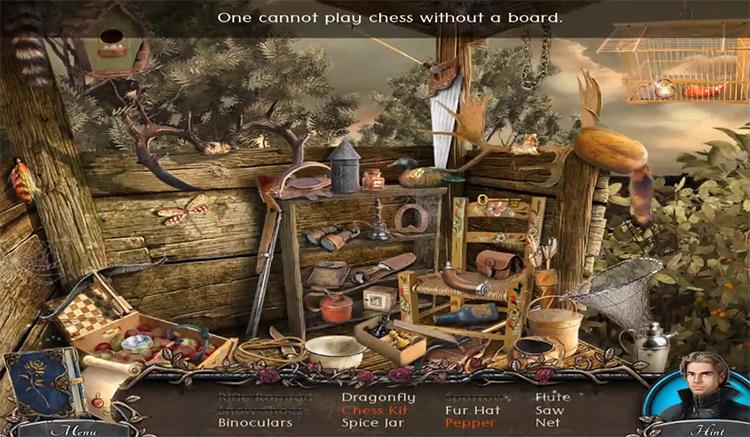 Vampire Legends: The True Story of Kisilova video game screenshot