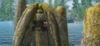 Rustic Standing Stones mod preview