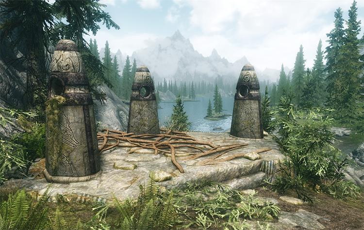 Standing Stone Rebalance Mod for Skyrim