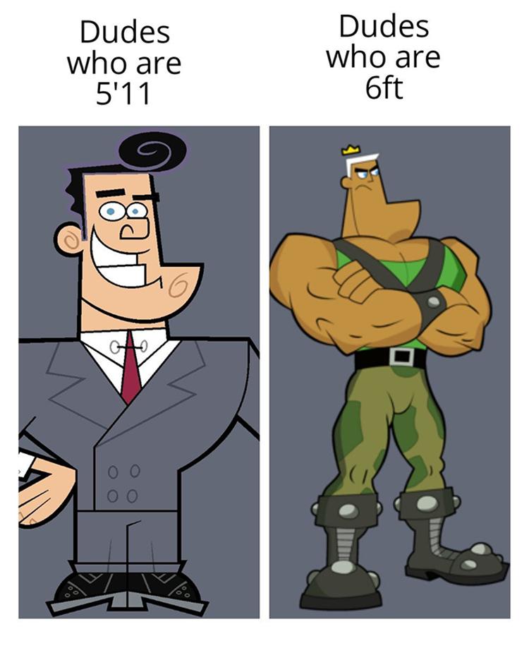 Tall guys Jorgen Meme