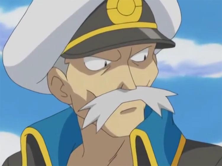 Drake from Pokémon anime