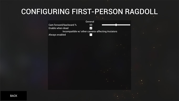 First-Person Ragdoll Mutator Ravenfield Mod