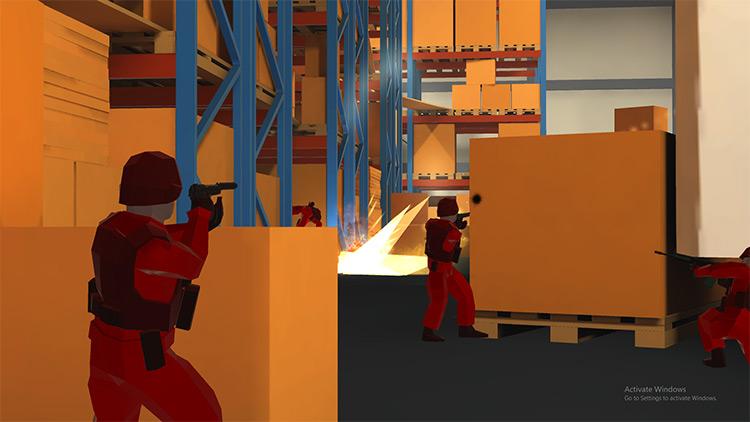 Wholesale Ravenfield Mod screenshot