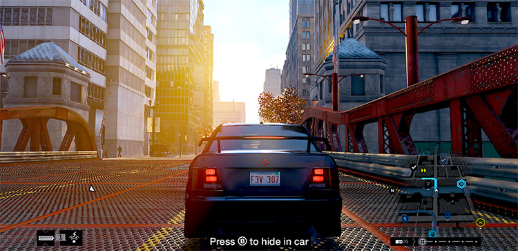 A Real Beauty v1.2 in Watch Dogs 1