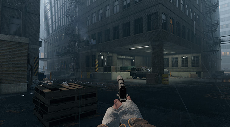 First Person Camera gameplay screenshot