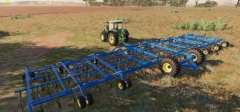Seed Plow Pack Modded for FS19
