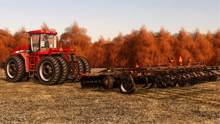 Case IH Ecolo-Tiger for FS19