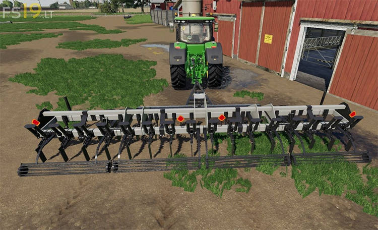 Terrus Plows Pack for FS19