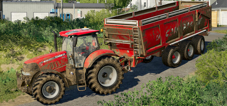 The Best Trailer Mods For Farming Simulator 19