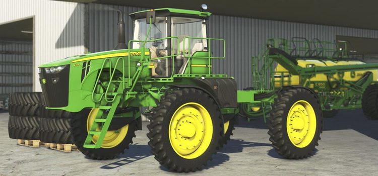FS19's Best John Deere Mods: Tractors, Planters & More