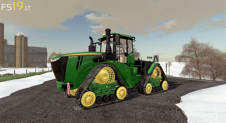 John Deere 9RX Series Mod