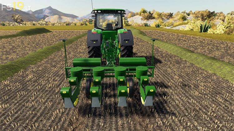 John Deere Planters Pack FS19 Mod