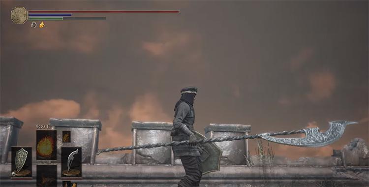 Gundyr's Halberd in Dark Souls 3