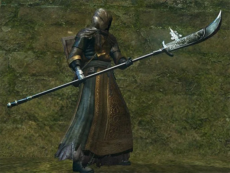 Black Knight Glaive in DS3