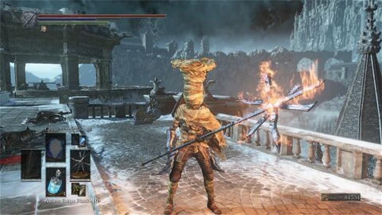 Immolation Tinder - Dark Souls III
