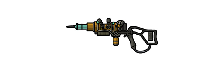 Plasma Rifle from Fallout Shelter