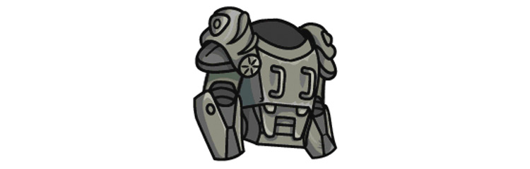 War's Armor from Fallout Shelter