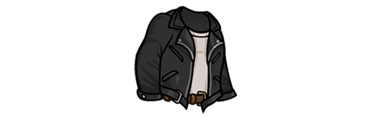 Death's Jacket from Fallout Shelter