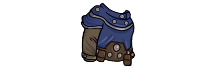 Famine's Vestment from Fallout Shelter