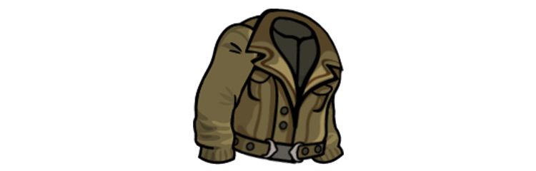 Detective Outfit from Fallout Shelter