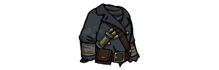 Tattered Longcoat from Fallout Shelter