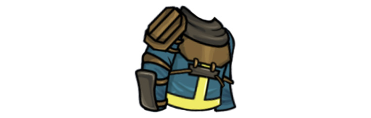 Heavy Vault Suit from Fallout Shelter