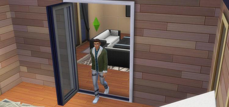 Sims 4 Custom Doors: Best CC & Mods (All Free)