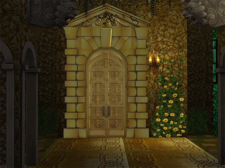 Palace Doors by AnniQ screenshot
