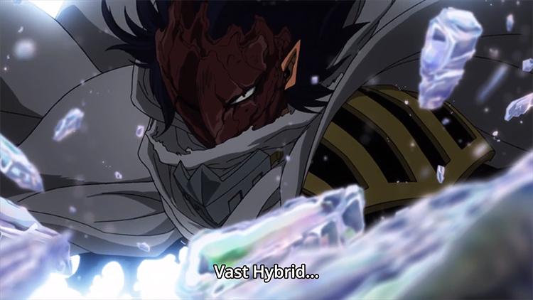 Hybrid elite quirk bnha