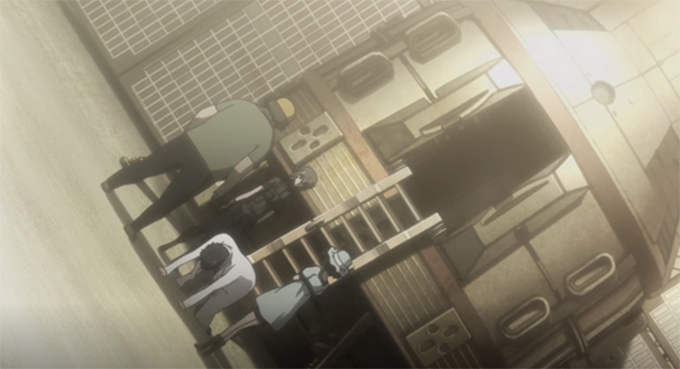 Trip back in time S01E23 SteinsGate
