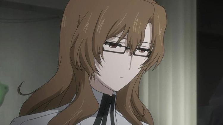 Moeka Kiryuu from Steins;Gate anime