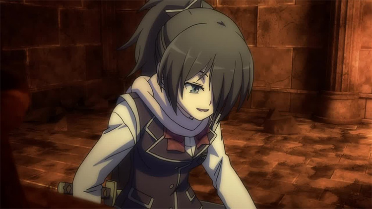 Levi Kazama from Trinity Seven anime