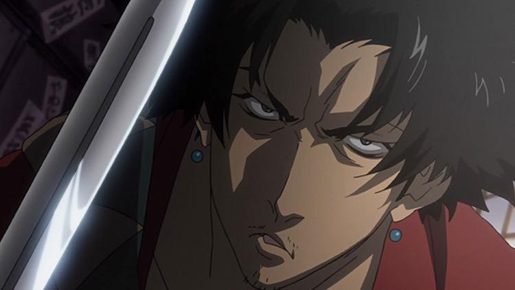 Mugen Samurai Champloo anime screenshot