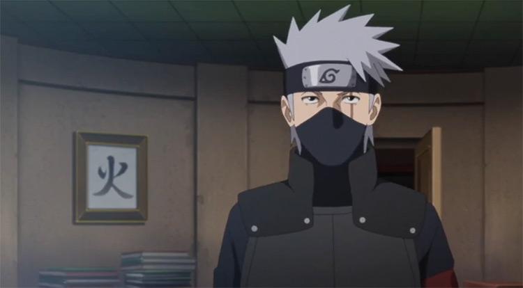 Kakashi Hatake from Naruto: Shippuden