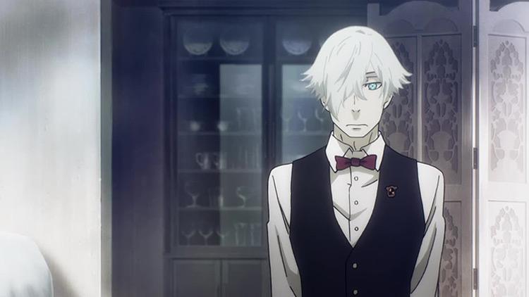 Decim from Death Parade anime