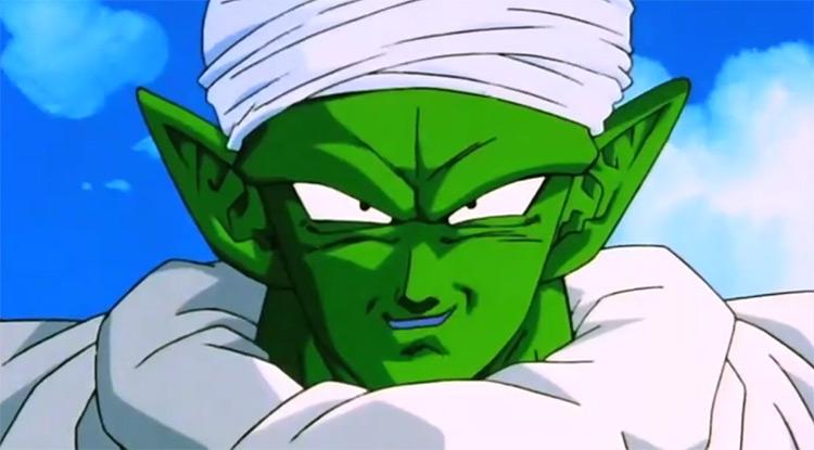 Piccolo in Dragon Ball Z anime
