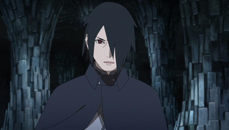 Sasuke Uchiha in Boruto