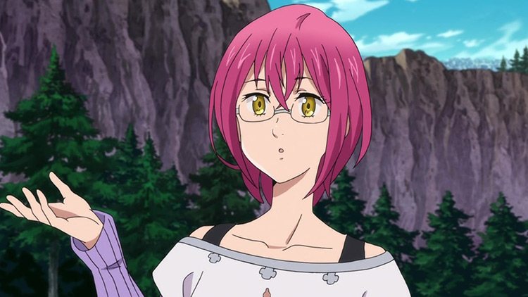 Gowther from The Seven Deadly Sins