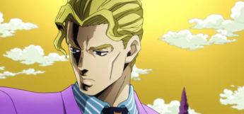 Yoshikage Kira in JoJo Screenshot